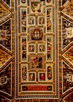 Ceiling of Library of Piccilomini, Duomo, Sienna