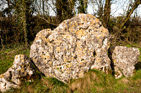 One of the 'King's Men', Rollright Stones