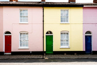 Housefronts, Oxford