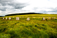 Northern Stone Circle at Grey Wethers