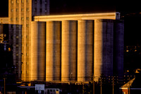 Grain Elevators, Northern Cape, South Africa