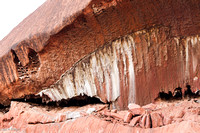 Uluru - The mouth of a Baleen Whale