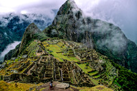 Machu Pichu from the Watchman's Hut