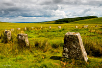 Southern Stone Circle at Grey Wethers