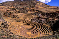 The Circles at Moray, Peru