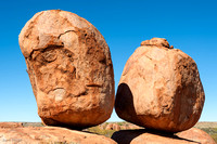 Kissing Rocks, Devil's Marbles