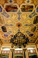 Ceilings:  Sacred and Profane
